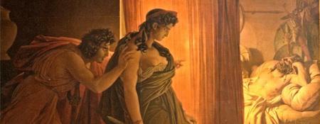 Image Grèce antique, histoire de l'oracle
